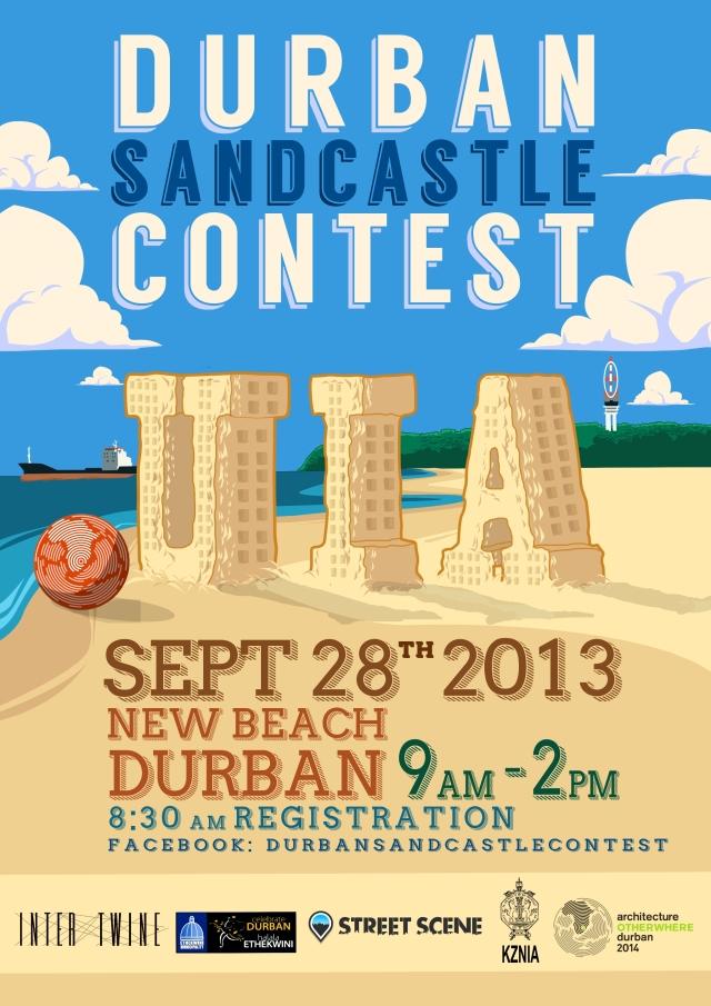 POSTER Durban Sandcastle comp